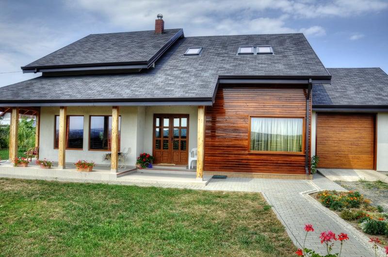 Case din lemn Bacau