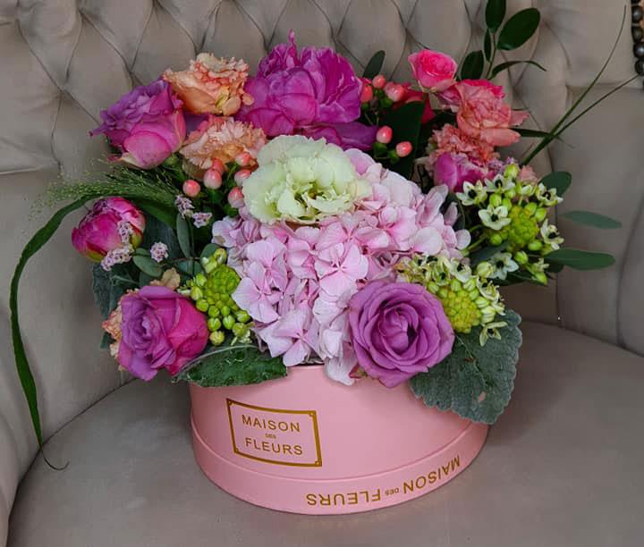 Cutii-flori