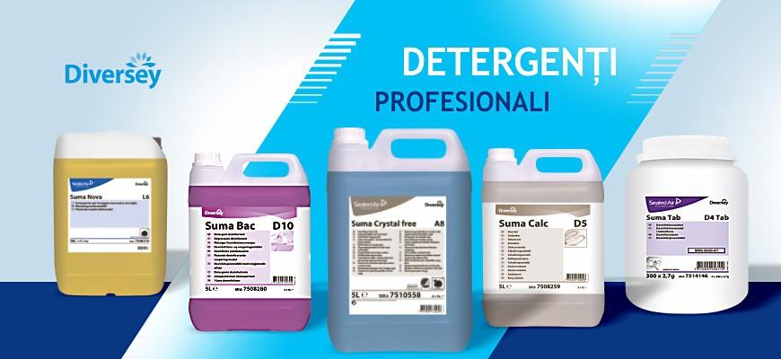 detergenti profesionali dezinfectanti